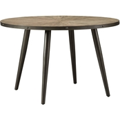 Signature Design by Ashley Coverty Round Dining Room Table