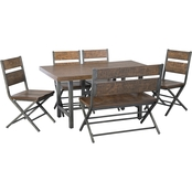 Signature Design by Ashley Kavara 6 pc. Dining Set