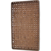 Simply Perfect Rustic Rectangle Drying Basket