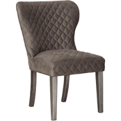 Signature Design by Ashley Rozzelli Dining Side Chair 2 pk.