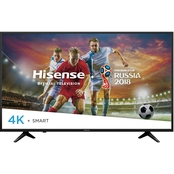Hisense 65 in. 2160p 4K HDR 60Hz Smart TV 65H6080E