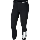 Nike Pro Just Do It Crop Pants