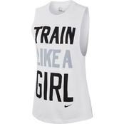 Nike Train Like a Girl Tank