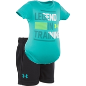 Under Armour Infant Boys 2 pc. Legend in Training Set