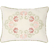 Nostalgia Home Eve Decorative Pillow