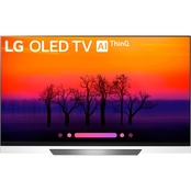 LG 65 In. OLED 4K HDR Smart TV OLED65E8PUA