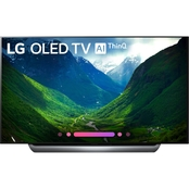 LG 65 In. OLED 4K HDR Smart TV OLED65C8PUA