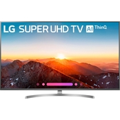 LG 55 In. SuperUHD 4K HDR Smart TV 55SK8000PUA