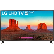 LG 65 In. 4K UHD HDR Smart TV 65UK6300PUE