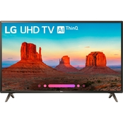 LG 43 In. 4K UHD HDR Smart TV 43UK6300PUE