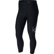 Nike Power Mid-Rise Training Crop Pants