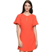 Armani Exchange Short Shirt Dress