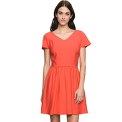 Armani Exchange Short Flare Dress