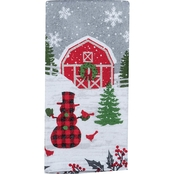Kay Dee Designs Festive Holiday Terry Towel