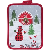 Kay Dee Designs Festive Holiday Pot Holder