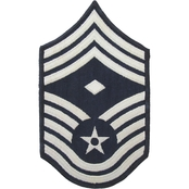 Air Force Chief Master Sergeant (SMSGT)