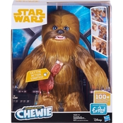 Hasbro Star Wars Ultimate Co-Pilot Chewie Animatronic Plush