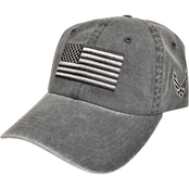BLYNC Washed Charcoal Air Force Cap