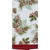 Kay Dee Designs Winter Woodland Terry Towel