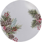Kay Dee Designs Winter Woodland Braided Placemat