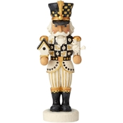 Jim Shore Black and Gold Nutcracker