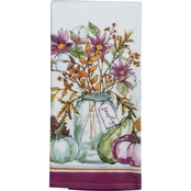 Kay Dee Designs Festive Foliage Terry Towel