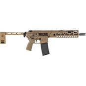 Sig Sauer MCX Virtus 556NATO 11.5 in. Barrel 30 Rds Pistol Flat Dark Earth
