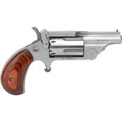 NAA Ranger II 22 WMR 1.625 in. Barrel 5 Rds Revolver Stainless Steel