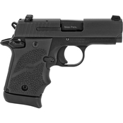 Sig Sauer P938 9mm 3 in. Barrel 7 Rnd NS Pistol Black MA Comp
