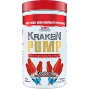 Spartan SN Kraken Pump Powder, 40 Servings