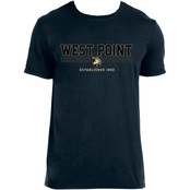 Army West Point Athena Shield Logo Established 1802 Tee