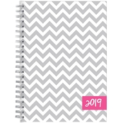 Blue Sky Jan 2019 - Dec 2019 Dabney Lee 'Ollie Gray' 6 x 9 Weekly/Monthly Planner