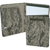 Mercury Luggage Air Force ABU Camo Padfolio