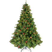 GiGi Seasons Noelle 7 ft. Pre Lit Tree