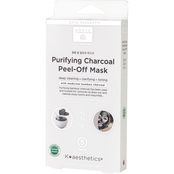 Earth Therapeutics K Aesthetics Purifying Charcoal Peel Off Mask, 5 pk.