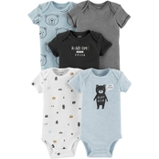 Carter's Infant Boys Bodysuit 5 pk.
