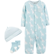 Carter's Infant Boys 3 pc. Take Me Home Set