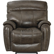 Bassett Club Level Bridgeport Wallsaver Power Recliner