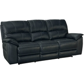 Bassett Benson Power Reclining Sofa