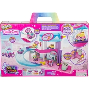 Moose Toys Cutie Car Spa Wash Playset