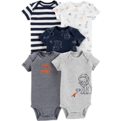 Carter's Infant Boys Bodysuit, 5 Pk.