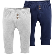 Carter's Infant Boys Pants, 2 Pk.