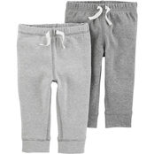 Carter's Infant Boys Stripe Pants, 2 Pk.