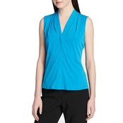 Calvin Klein Solid V Neck Cami Top