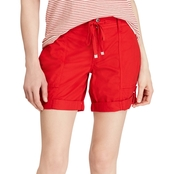 Lauren Ralph Lauren Feather Weight Twill Shorts