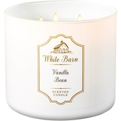 Bath & Body Works Vanilla Bean 3 Wick Candle