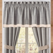 Croscill Berin Double Layer Valance