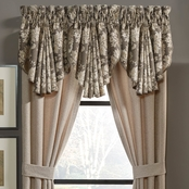 Croscill Nerissa 42 x 24.25 in. Circle Valance
