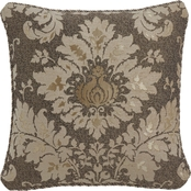 Croscill Nerissa 18 x 18 in. Square Pillow