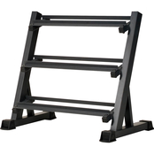 Marcy Dumbbell Racks 3 Tier Dumbbell Rack